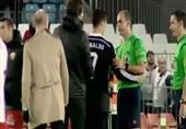 حارس رونالدو الشخصي يرعب حكم مباراة ألميريا