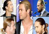 للرجال: 10 نجوم في هوليود بتسريحة الشعر الطويل