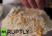 أغلى رغيف خبز في العالم بعد بإضافة الذهب