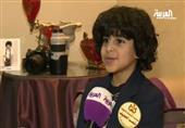 أصغر مصور في العالم العربي