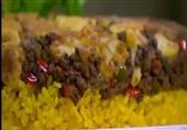 أرز بالقرنبيط والكركم - ساندوتش الكفتة - خبز بالسمن مع نجلاء الشرشابى