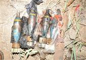 ضبط مدفعين هاون و120 قذيفة مسروقة من نقطة عسكرية بسيناء
