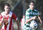 ربيعة يشاهد تأهل لشبونة لربع نهائي كأس البرتغال على مقاعد البدلاء
