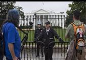 مراجعة أمنية: البيت الأبيض يحتاج إلى سياج أكثر ارتفاعا لمنع المتسللين