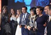 بالصور.. ''الجزيرة2'' أفضل فيلم لعام 2014.. والسقا وهند وأروى يحصدون