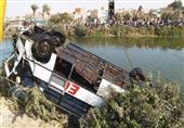 العثور على جثة غريق في انقلاب ''ملاكي'' في بني سويف