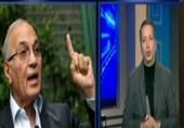 """تامر امين يوجه رسالة للفريق """"احمد شفيق""""على الهواء"""