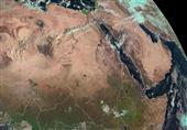 الأرصاد تنشر صوراً بالأقمار الصناعية لكتل هوائية باردة قادمة وتحذر من الصقيع