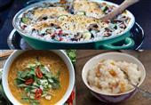 سفرتنا اليوم: شوربة الشعيرية مع طاجن الأرز بالكريمة وحلوي البليلة