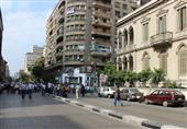 سطو مسلح على سيارة نقل أموال بشارع القصر العيني