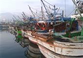 توقف حركة الصيد في كفر الشيخ بسبب الأمطار والعواصف
