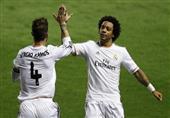 ''مارسيلو'' يغيب 3 أسابيع عن ريال مدريد للإصابة