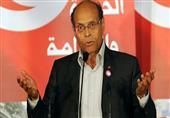 المرزوقي يهنئ السبسي بفوزه في الانتخابات الرئاسية التونسية