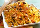 بالفيديو: طريقة عمل الأرز البسمتي بالكركم والزبيب