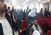 أصحاب المخابز ببني سويف يحتجون بسبب تأخر صرف مستحقاتهم