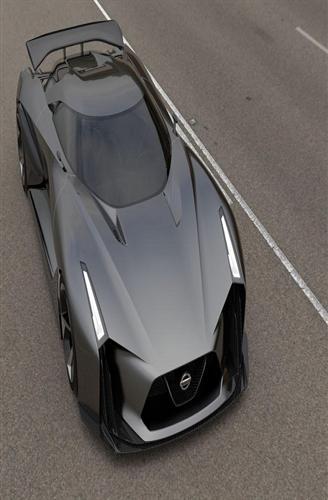 بالفيديو! نيسان غران توريزمو 2020 سيارة من الخيال