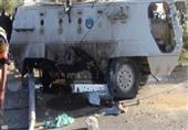 إصابة ثلاثة جنود في انقلاب مدرعة ورابع خلال هجوم على كمين جنوب العريش