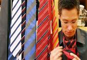 تطبيق ذكي لحل مشكلة لفّ ربطة العنق