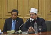 وزير الاوقاف من المنوفية: 3400 مسجد مغلق و400 مليون جنيه أنفقت لتجديد أخرى