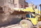 إزالة 27 حالة تعدٍ على الطريق العام فى فرشوط