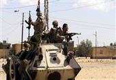 ضبط فلسطيني مشتبه به وتدمير أوكار للتكفريين في العريش