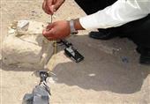 تفكيك عبوة هيكلية عُثر عليها بجوار بنك مصر بالإسماعيلية