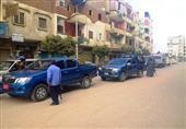 تعزيزات أمنية مكثفة في ذكرى ثورة 25 يناير بنجع حمادي