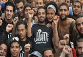 قوى ثورية تتظاهر في دمياط للمطالبة بالإفراج عن نشطاء سياسيين