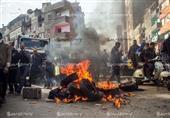 18 صورة ترصد اشتباكات الذكري الرابعة لثورة يناير
