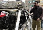 بالفيديو والصور.. مصراوي يحاور صاحب التاكسي المحترق بالمطرية
