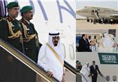بالصور.. الطائرة الخاصة للملك عبد الله