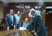 محافظ كفر الشيخ يعتمد نتيجة الشهادة الابتدائية