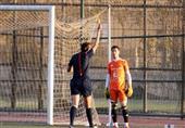سارة سمير .. أول فتاة تحكم مباراة لكرة القدم بين فريقين من الرجال