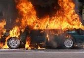 تفحم أسرة بالكامل وإصابة ٥ في حادثي تصادم بكفر الشيخ