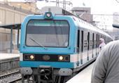 مجهول يلقي ''انبوبة بوتاجاز'' مشتعلة على مترو حلوان