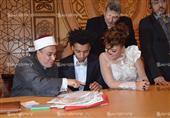 بالفيديو والصور.. التفاصيل الكاملة لزواج ''أوكا'' من مي كساب