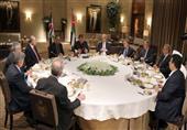موسى يلتقي ملك الأردن خلال اجتماع مجلس العلاقات العربية