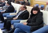 """سما المصري أثناء عزاء الملك عبدالله: """"أول مرة أحضر عزاء"""""""