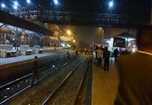 استئناف حركة قطارات الصعيد في ملوي بالمنيا