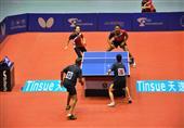 بالصور.. منتخب مصر للزوجي المختلط يحصد بطولة إفريقيا لتنس الطاولة