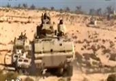 القوات المسلحة تثأر لشهداء سيناء