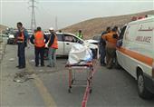 مصرع طفلة وإصابة 4 من أسرة واحدة في حادث سير بكفرالشيخ