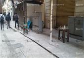 عدسة مصراوي ترصد اغلاق لمقاهي وسط البلد.. والداخلية تنفي إصدار أوامر