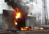 حريق محولي  للكهرباء بالشرقية .. والأمن : عمل تخريبي