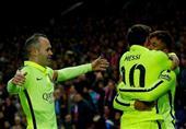 بالفيديو- برشلونة يقهر أتليتكو للمرة الثالثة ويتأهل إلى نصف نهائي