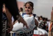 بالصور: المجتمع الإنساني يتذكر العاهل السعودي الراحل بدعمه للنازحين