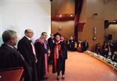 بالصور - جامعة المنصورة تحتفل بتخرج الدفعة الثالثة لبرنامج مانشستر الطبي بحضور السفير الماليزي