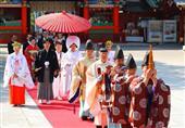 أشهر مراسم الزواج التقليدى فى اليابان -صور