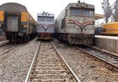 توقف حركة القطارات بالفيوم بعد انفجار عبوة ناسفة على شريط السكة الحديد