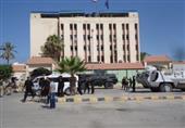 الداخلية: انهيار جزء من مديرية أمن شمال سيناء في قصف بالهاون